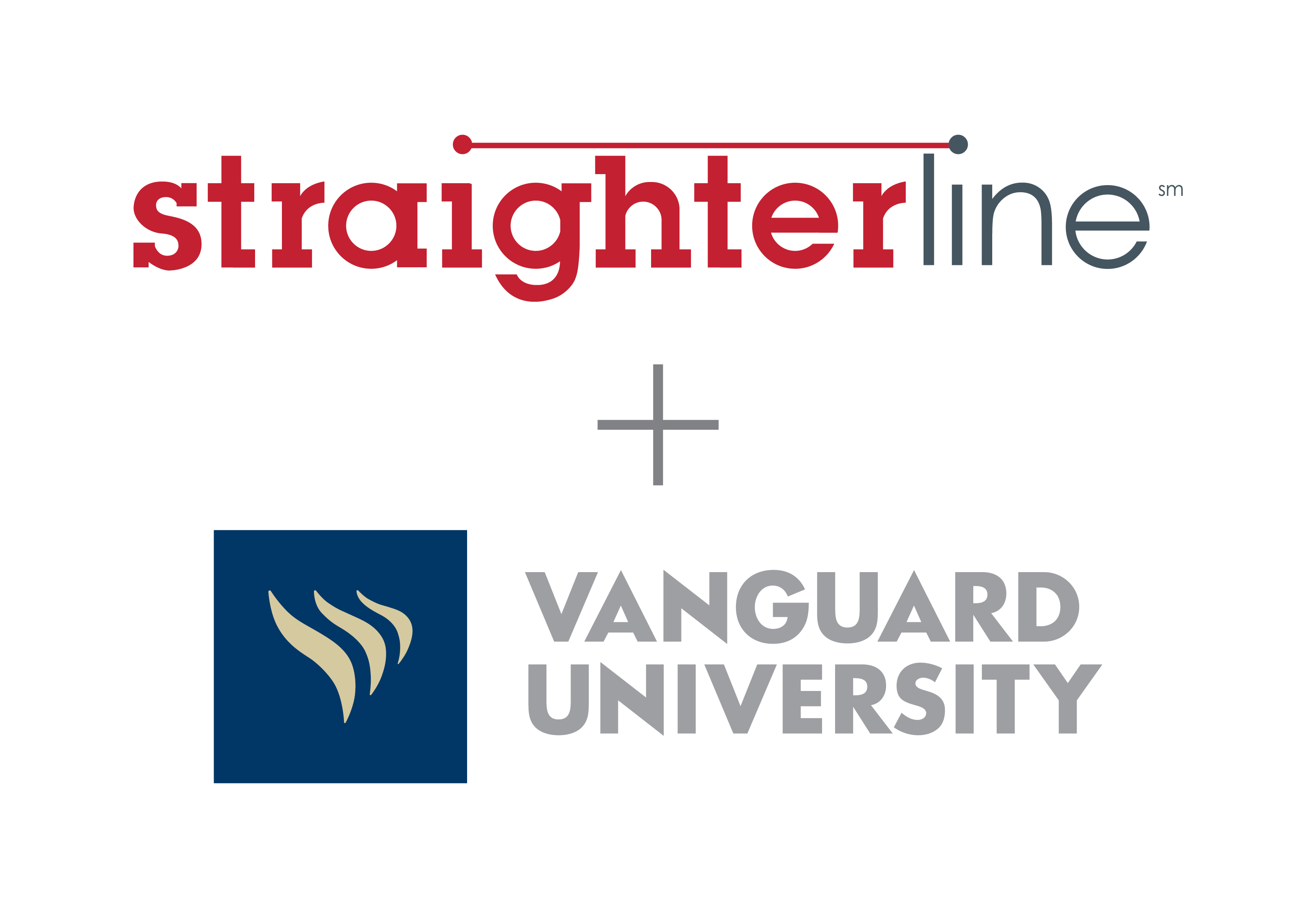 StraighterLine + Vanguard University Transfer Opportunity