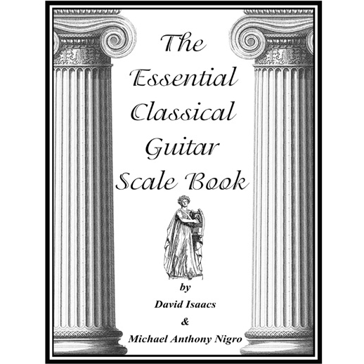 The Essential Classical Guitar Scale Book