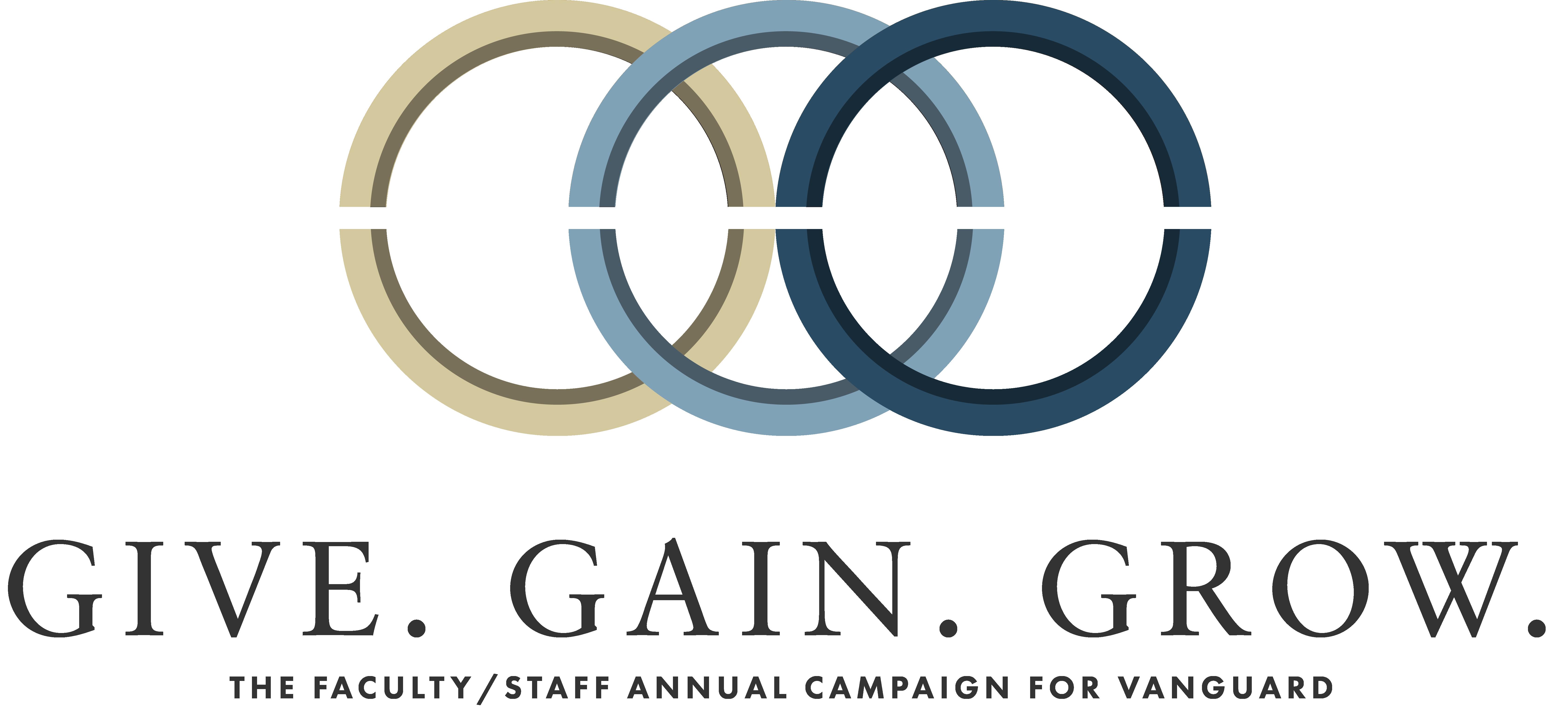 Give Gain Grow Vanguard University