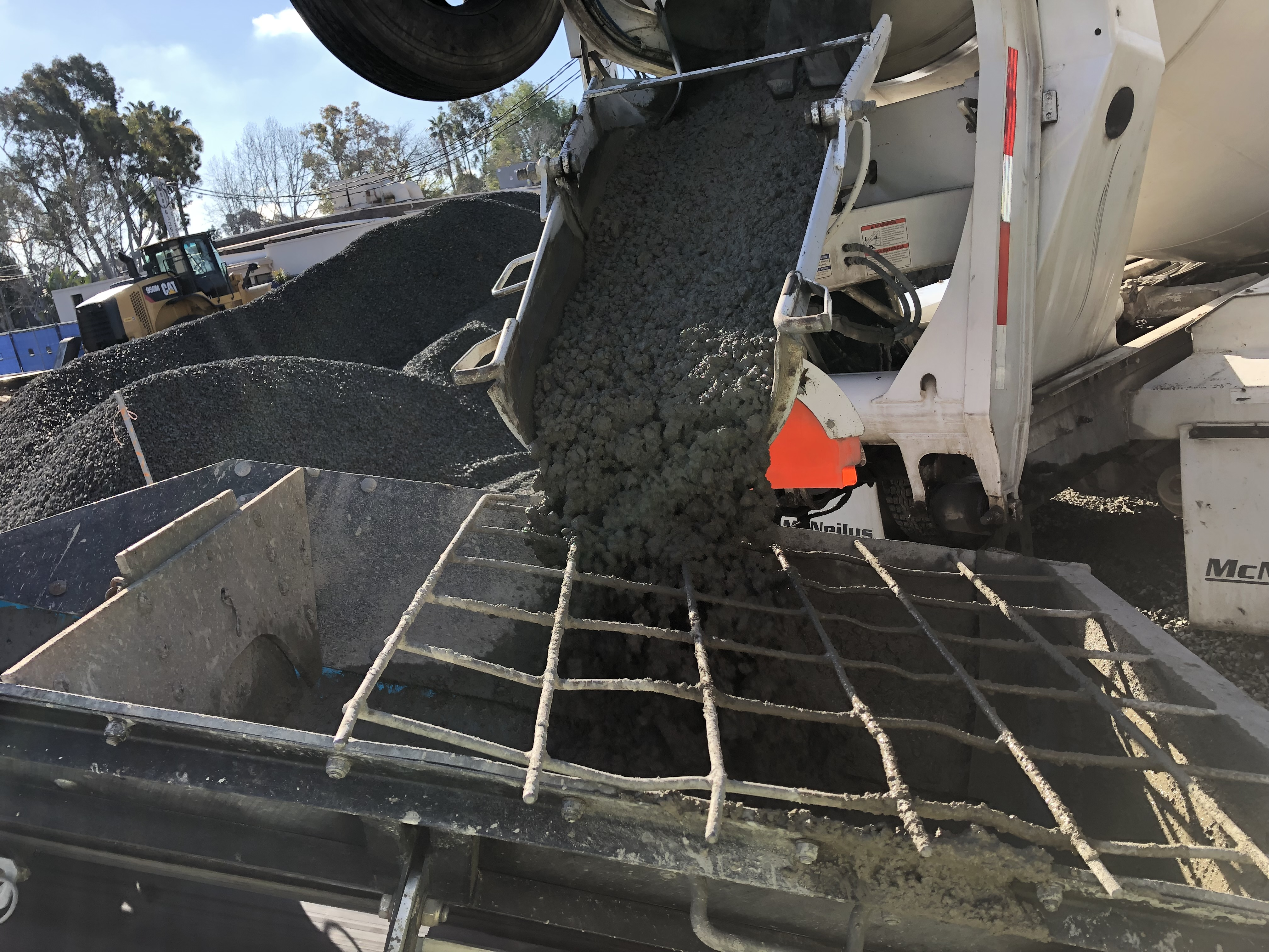 Video: First Cement Pour