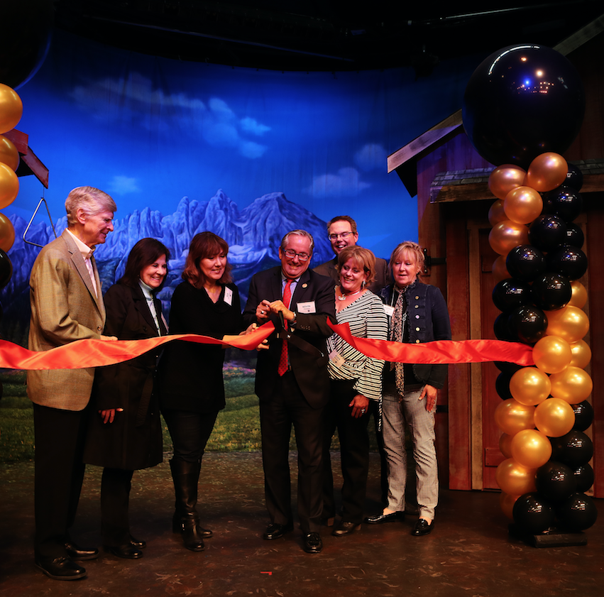 Lyceum Theater Ribbon Cutting Ceremony