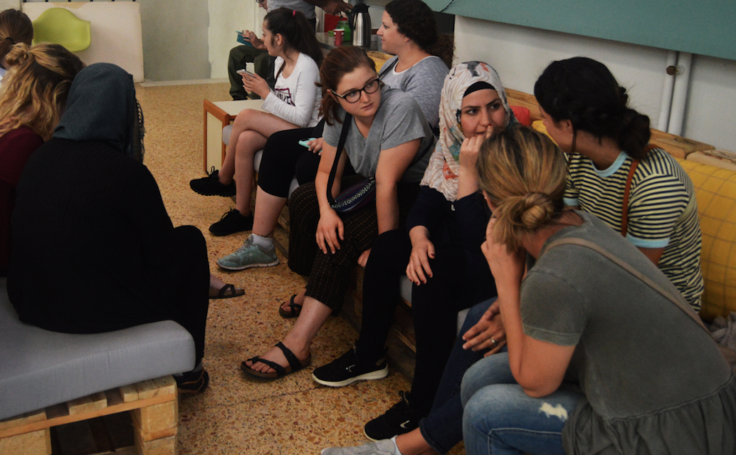 Vanguard Students Travel to Greece and Witness Syrian Refugees Struggle with the Loss of Identity…