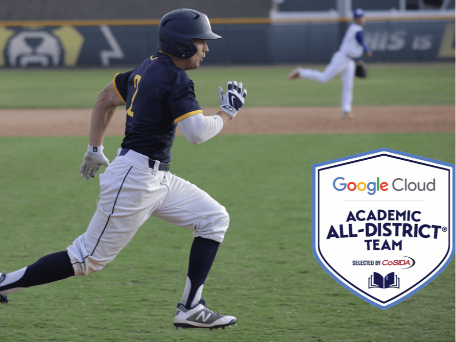 Wetherell Named to CoSIDA Academic All-District Team
