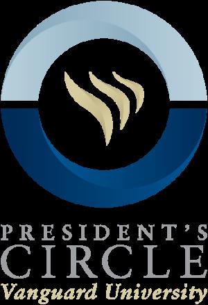 President S Circle Vanguard University