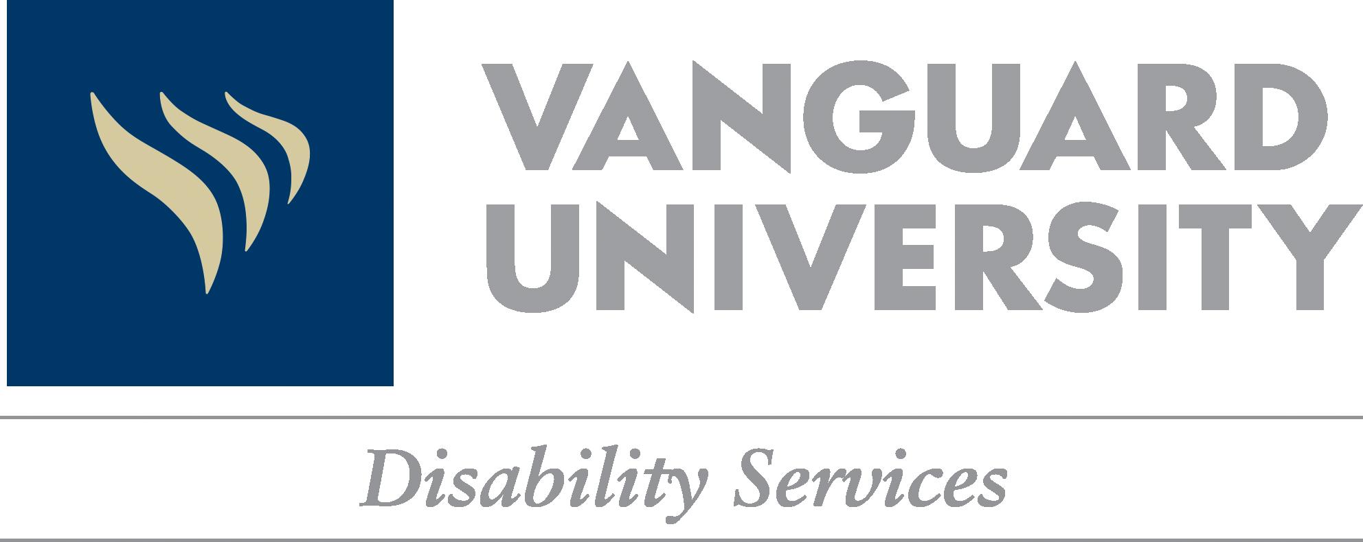 Disability Services Vanguard University