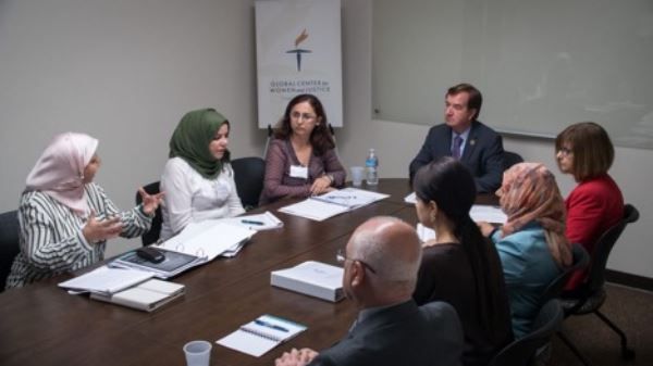 Ministry of Higher Education: Iraq Women in Leadership Training at Vanguard University