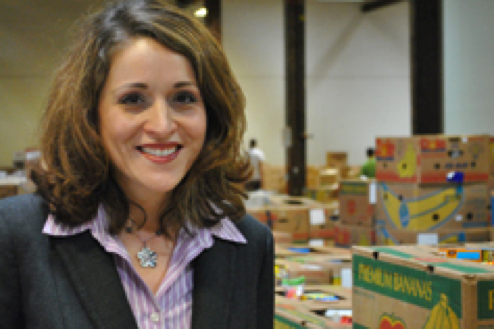 Vanguard alum new CEO of OC's Second Harvest Food Bank