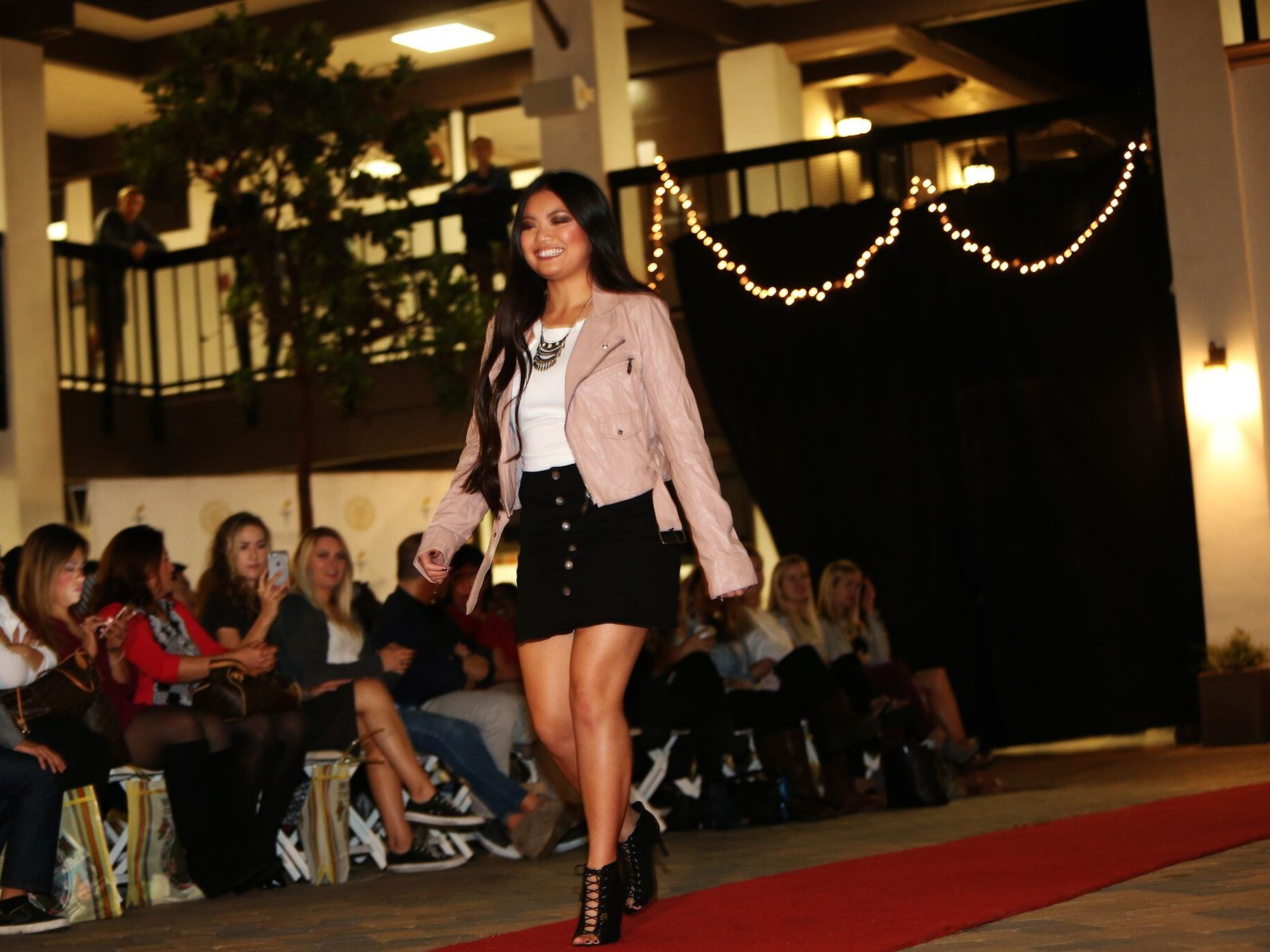 2nd Annual Fair Trade Fashion Show at VU