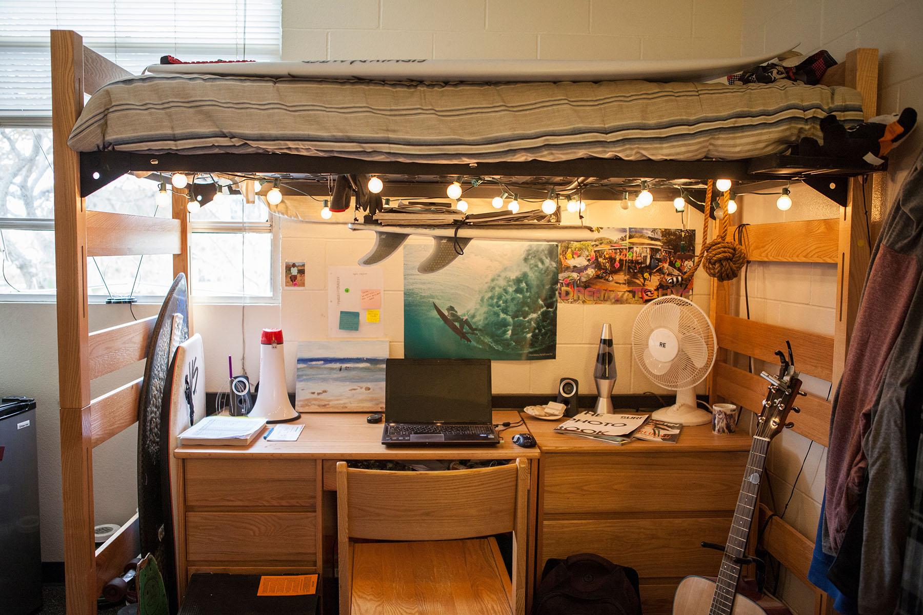 Vanguard University Dorm Rooms